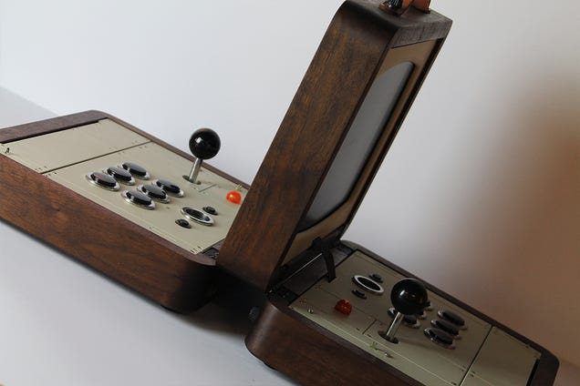 The Most Beautiful Consoles Are Made By Hand