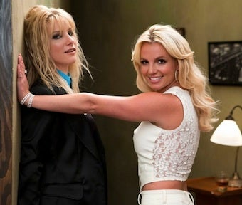 Listen To Every Song From Glee's Britney Episode