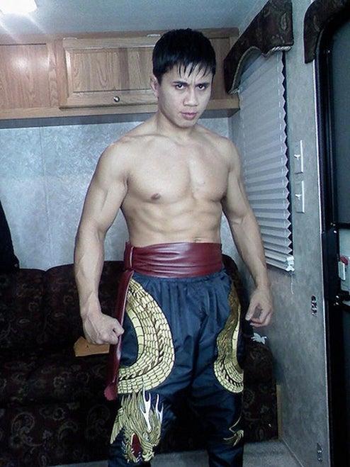 First Look At Tekken Movie Costume
