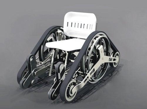 Wheelchair Blitzkrieg