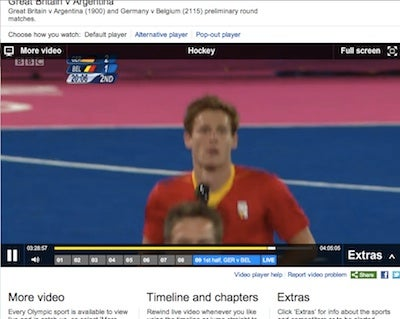 How an American Can Stream the BBC's Official Olympics Coverage and Overcome #NBCFail
