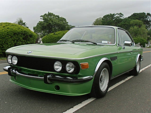 Older BMWs look better without the kidneys