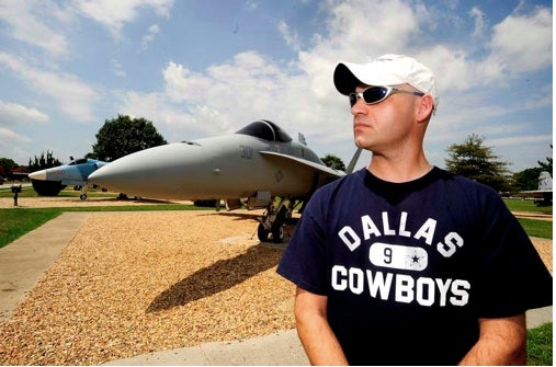 """Romo's Bitch"" Call Sign Irks Naval Aviator"