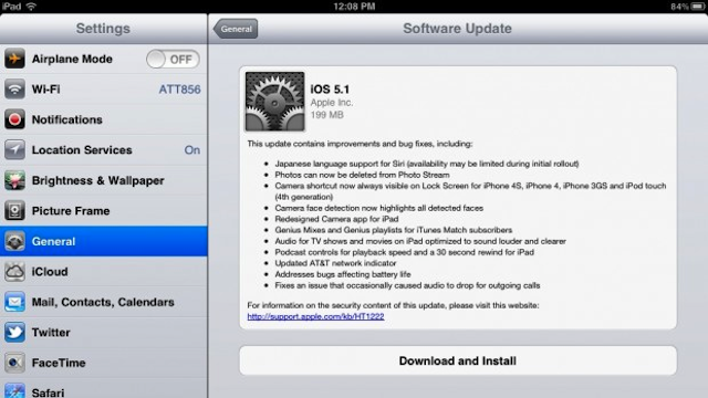 IOS 5.1 Is Here With Better Battery Life, New Siri Languages and Better Photostream Features