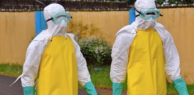 Seventeen Suspected Ebola Patients Missing in Liberia