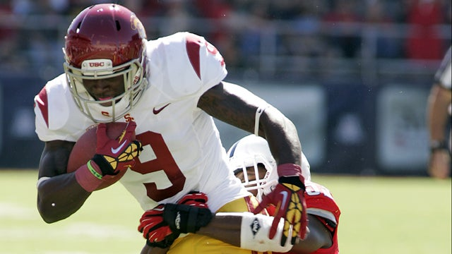 USC's Marqise Lee Has Shattered The PAC-12 Single-Game Receiving Record [UPDATE]