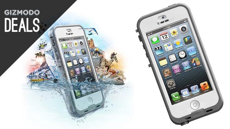 LifeProof Your iPhone 5S, Sony NEX-5TL Bundle, Logitech [Deals]