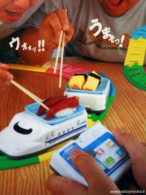Come On Ride the Sushi Train