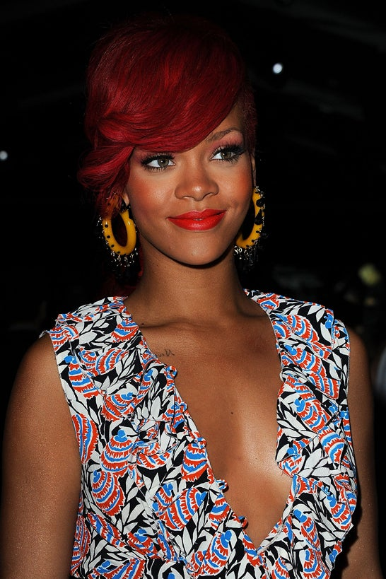 "Rihanna Says Chris Brown Assault Was A ""Wake Up Call"""