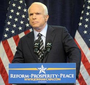 John McCain Wants To Be A Senator Again (Albeit Briefly)