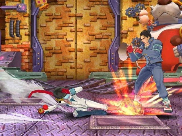 Two New Tatsunoko vs. Capcom Characters Revealed!