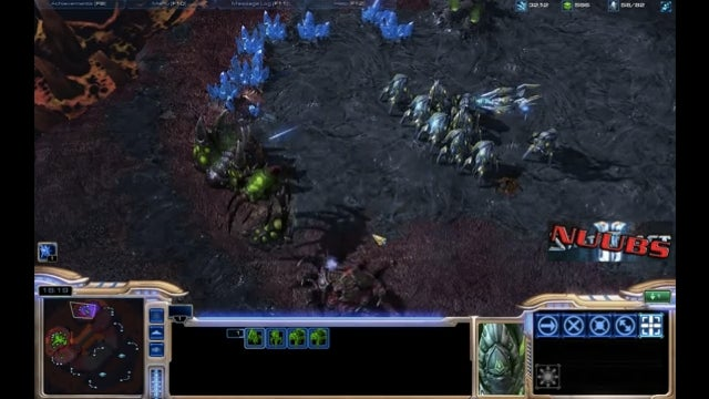 Little Girl Gamer Melts StarCraft's Heart