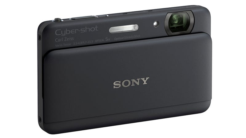 Sony's Cybershot TX55 Shoots Photos and Video Simultaneously (With Digital Zoom That Doesn't Suck?)