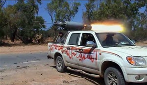 Libyan Rebels Now 30 Miles from Tripoli