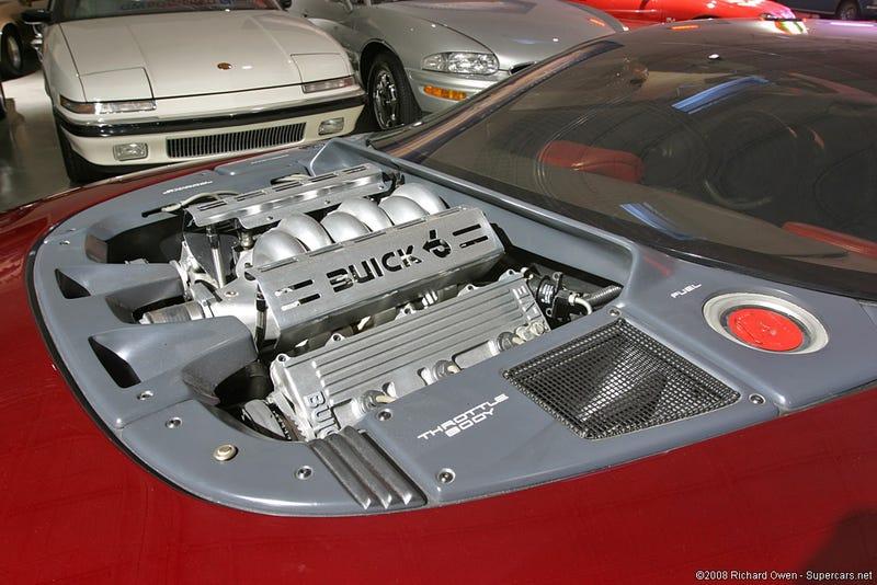Forgotten Concepts: 1985 Buick Wildcat