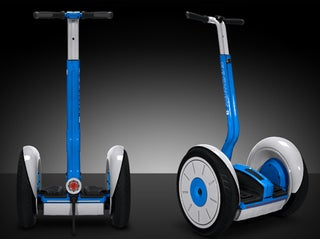 Hey, Steve Wozniak! ColorWare Your Segway For $6k