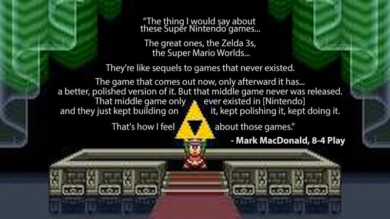 This Statement Nails What Was Great about the Super Nintendo's Best Games