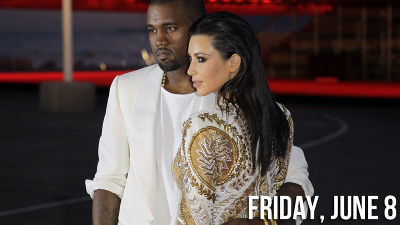Kim Kardashian and Kanye West Are Prepping for Unholy Matrimony