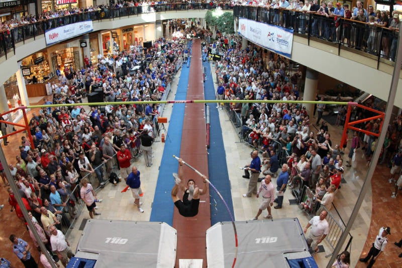 Ten Sports We Want To See In A Mall