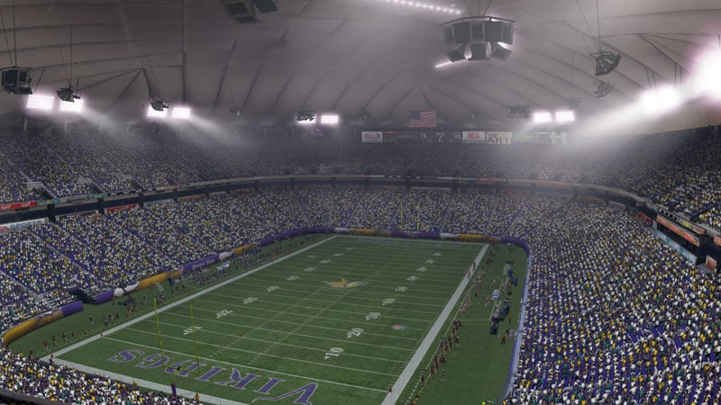 More Madden 10 Screens Than You'll Know What To Do With