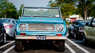 Truck You - 1969 International Harvester Scout 800A