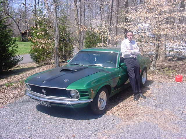 How The RIAA Took My Vintage Mustang