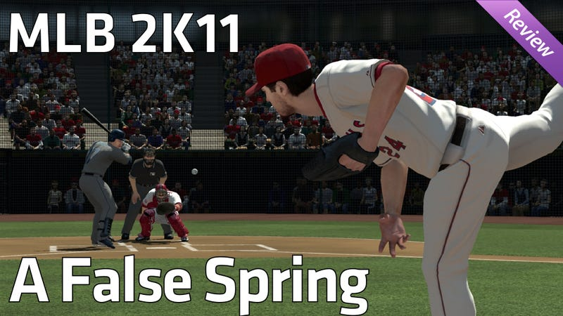 The Waiver-Wire Prospects of MLB 2K11