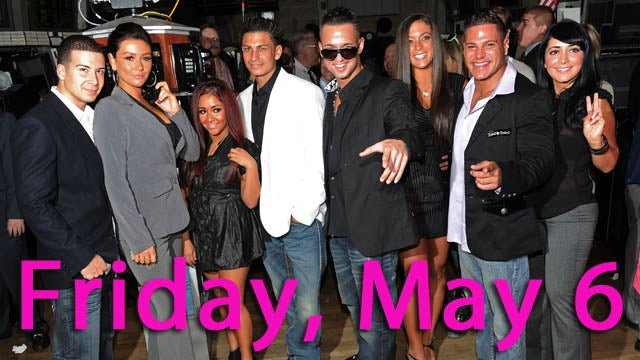 Jersey Shore Cast Banned From Italian Landmarks