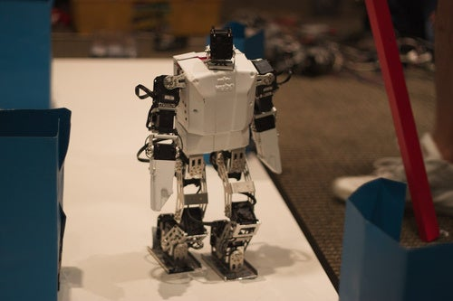 The latest experimental robots, from dinobots to Robosapiens