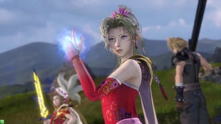 Hands-on with the <i>Dissidia: Final Fantasy </i>Arcade Game