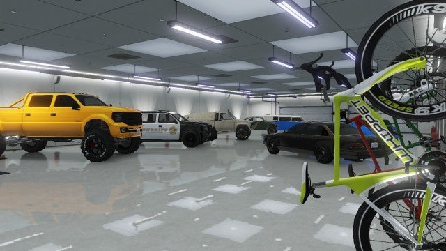 how to get a garage in gta 5 offline