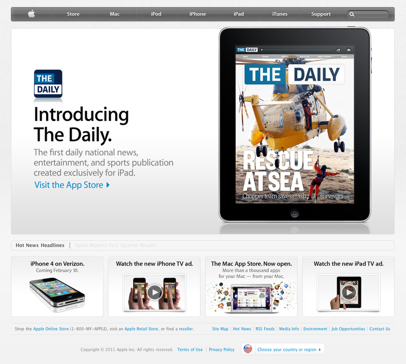 What It Was Like Launching the Doomed iPad Magazine The Daily