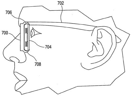 Apple Wants Us to Wear 3D iPod Glasses