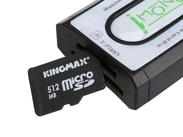 Brando iMono Memory Card Readers Offer Sub-Pocket Sized Convenience