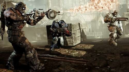 Gears of War 3 Is Getting a Multiplayer Beta Next Year