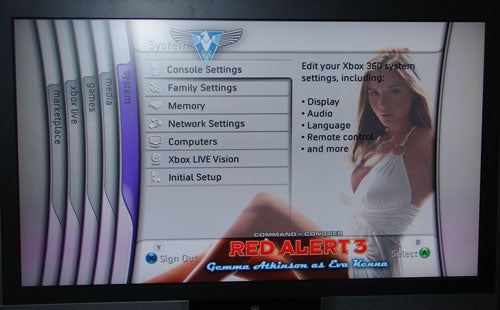 Gemma Atkinson Xbox 360 Theme Is...Nice