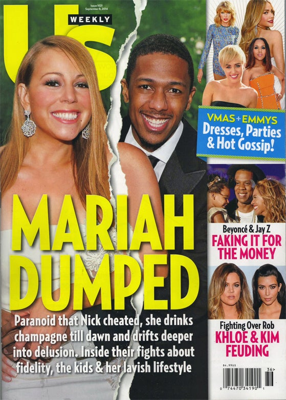 This Week in Tabloids: Everyone Is PREGNANT and/or DUMPED