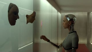 <i>Ex Machina</i>'s Version Of The Turing Test Has A Lot Of Willy Wonka In It