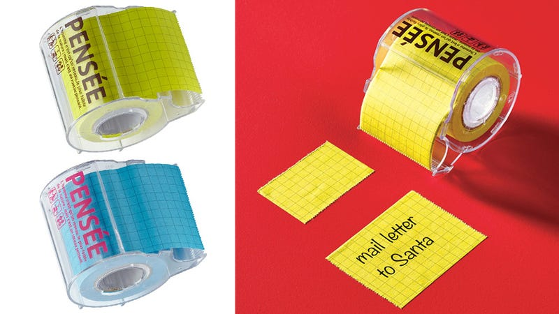 Sticky Notes On a Roll Let You Decide How Much You Need