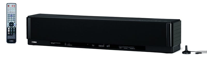 Yamaha's YSP-4000 Flagship Surround Bar Does Upscaling, HDMI, XM/iPods