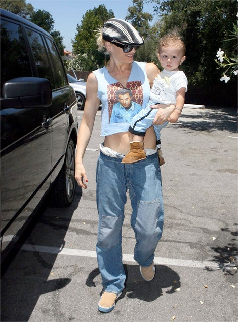 Lest Anyone Forget, Gavin Rossdale Is Gwen Stefani's Baby Daddy