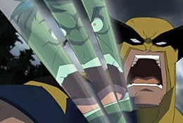 Hulk Vs. Wolverine is Animated Equivalent of Jerry Lewis Telethon