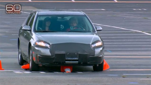 DARPA Hacks GM's OnStar To Remote Control A Chevrolet Impala