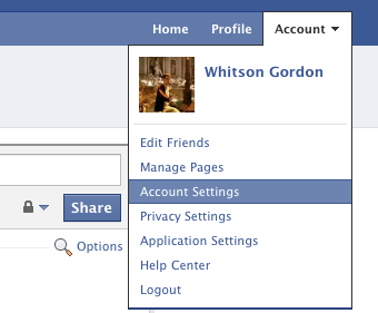 Get Notified When Someone Else Logs into Your Facebook