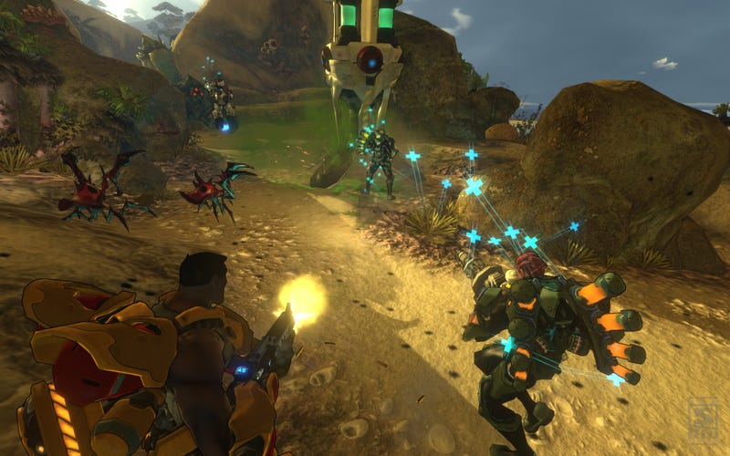 It's A Topsy-Turvy World, Because Firefall Is Going To Be Free