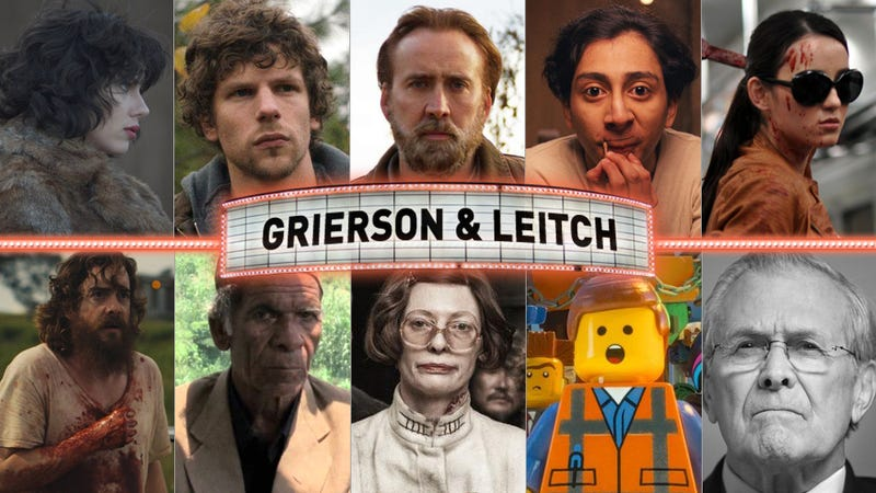 The Grierson & Leitch Top 12 Movies Of The First Half Of 2014