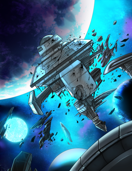 Wizards Can Ride Starships in These Excellently Crunchy RPGs