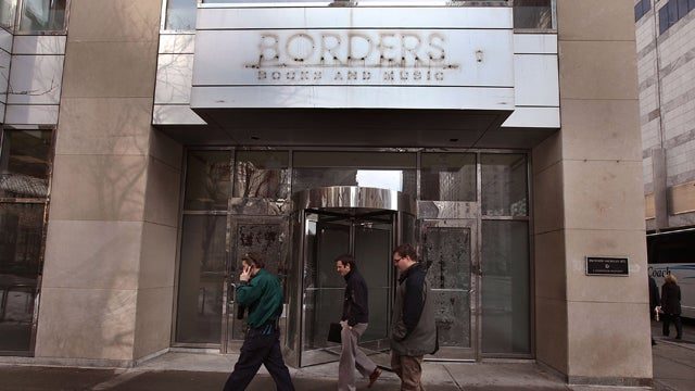 Does Borders' Bankruptcy Mean The End Of Bookstores?