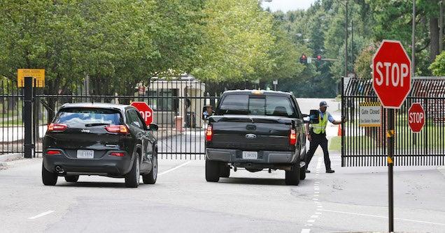 "Fort Lee Soldier Dead in Apparent Suicide After ""Active Shooter"" Alert"