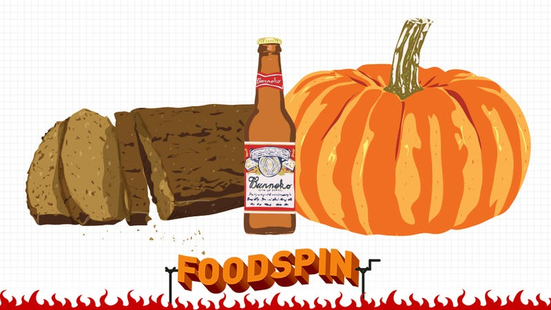 How To Make Pumpkin Beer Bread, Because Autumn And Because Beer